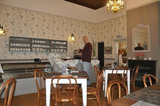 Swartberg Hotel: Charming breakfast room