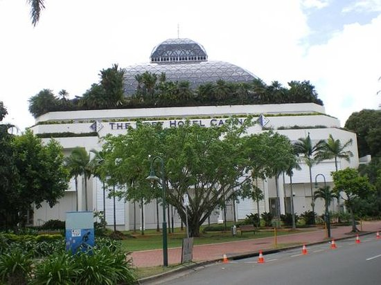 Cairns ZOOM and Wildlife Dome: ドーム外観