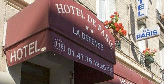 H Tel Paris La D Fense Puteaux France Voir Les Tarifs