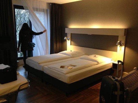 Hotel AMANO : Triple room