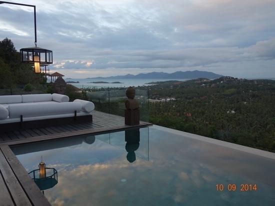Villa Belle: Pool View