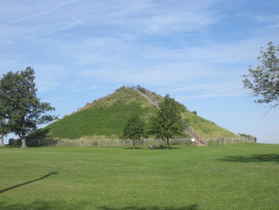 Miamisburg, OH: The Mound !