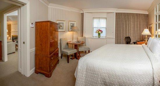 Beechwood Hotel: Presidential Suite
