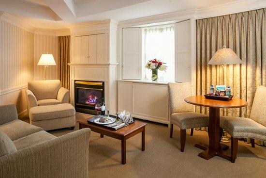 بيتشوود هوتل: Suites