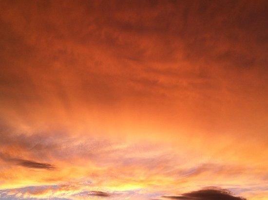 Holiday Inn Express Sierra Vista: Sunset