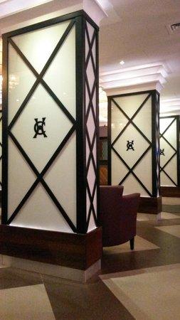 Carlton Hotel Budapest: Lounge