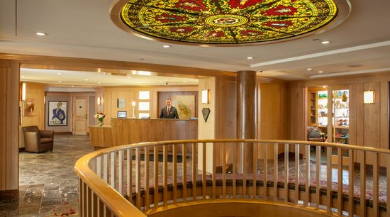 Beechwood Hotel: Hotel Lobby