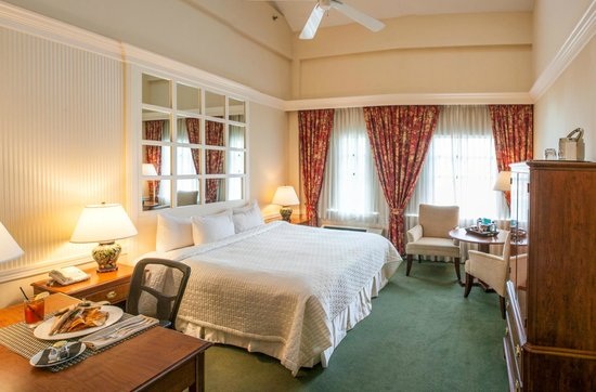 Beechwood Hotel: King Room