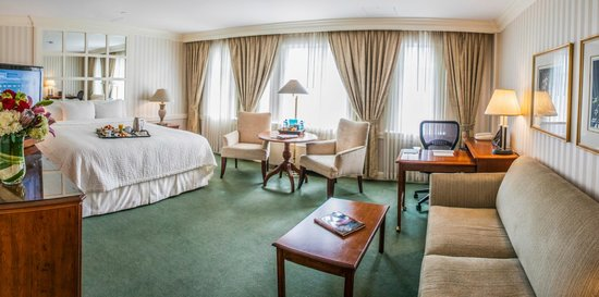 Beechwood Hotel: Junior Suite