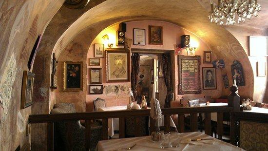 Rilke Restaurant : Restaurant Rainer Maria Rilke
