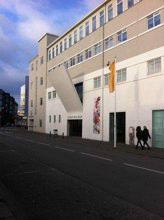 Museo de Arte de Reykjavik: фото