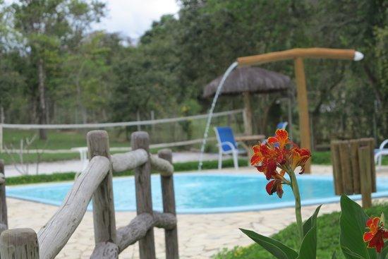 Hotel Sambaetiba: Piscina