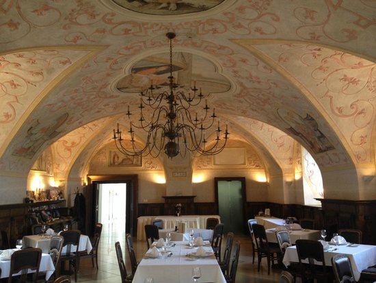 Kloster Wandorf: Refektorium