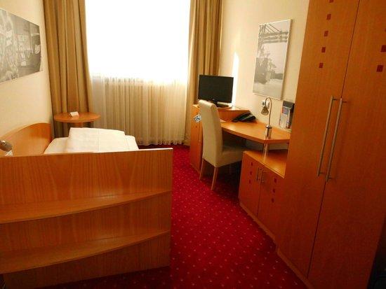 Heikotel - Hotel Am Stadtpark : Einzelzimmer
