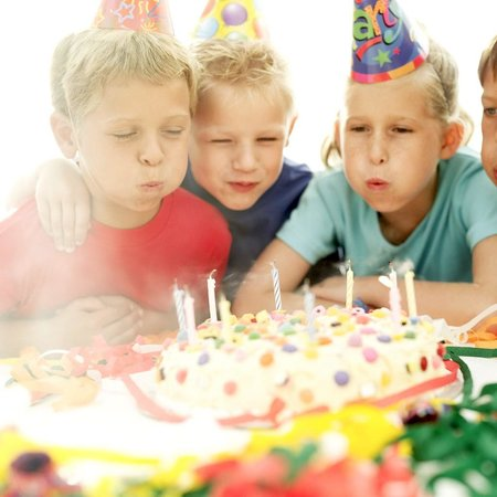 Strikers Family Sportscenter: Birthday Parties..Any Party