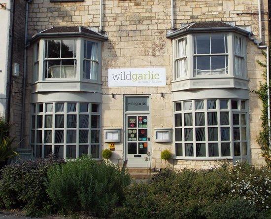 Wild Garlic Restaurant & Rooms: Outside