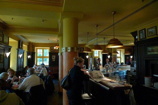 Paulaner's im Taschenbergpalais: La sala da pranzo