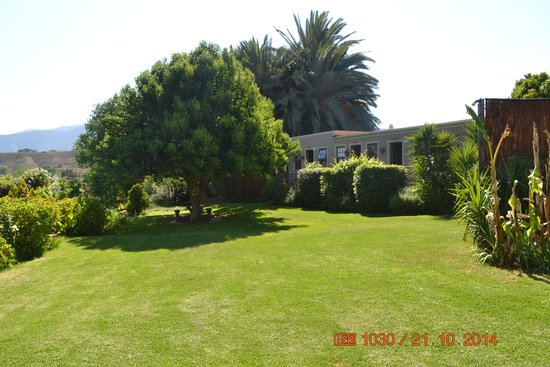 Karoo Life Bed & Breakfast: Garden Units