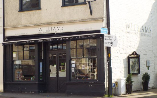 Williams Food Hall
