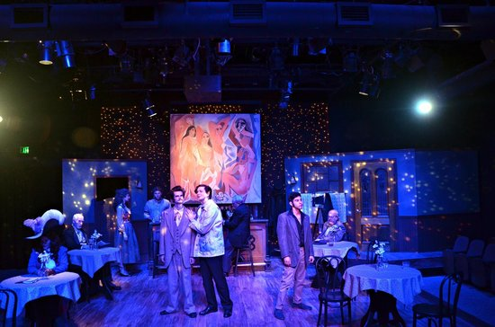 San Luis Obispo Little Theatre: Picasso at the Lapin Agile