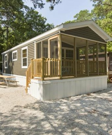 Clermont, Nueva Jersey: Sample Cottage