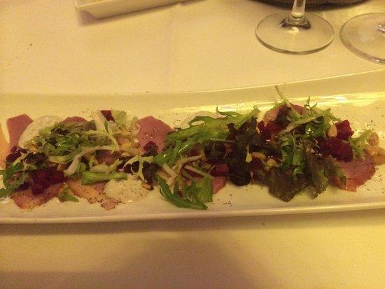 Restaurant van den Berg: Delicious!