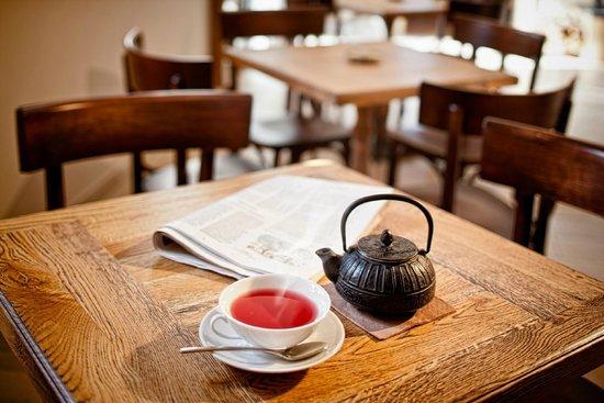 Mansion Dvor Tacen: Dvor café