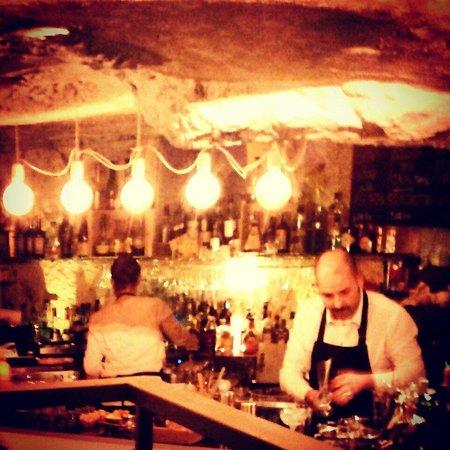Monna Lisa Caffe: Workin' time @ Monna Lisa Cocktail Bar