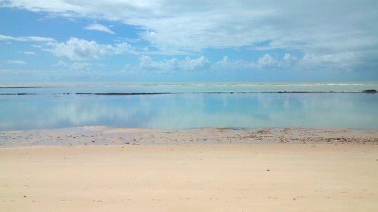 Aracaipe beach : Araçaipe