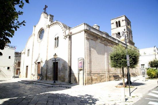 Villaggio Vecchia Mottola : Esterno Chiesa Madre