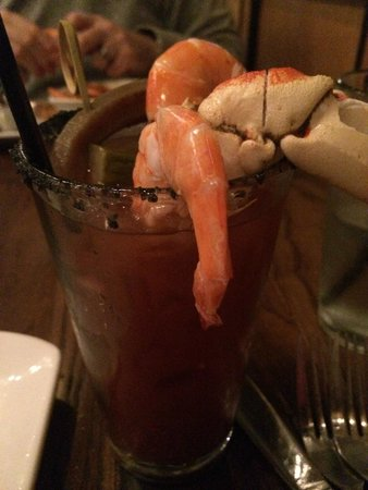 The Lobster Trap : Bloody Mary