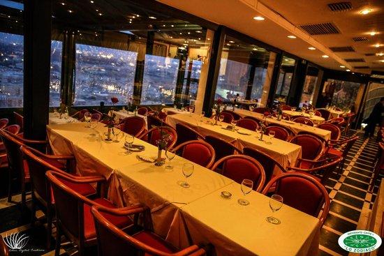 Interni foto di ristorante caffe 39 lo zodiaco roma - Arredatori d interni roma ...