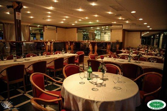 Interni foto di ristorante caffe 39 lo zodiaco roma for Corso di arredatore d interni roma