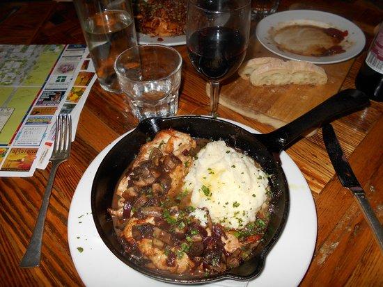 il vecchio: Chicken Marsala