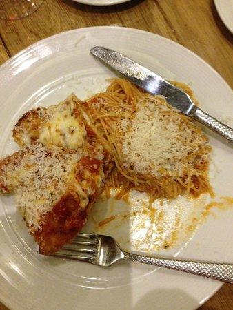 Chicken Parmigiana Excellent Picture Of Vivo Italian Kitchen