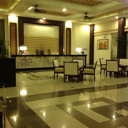 Bali Relaxing Resort & Spa: ресепшен
