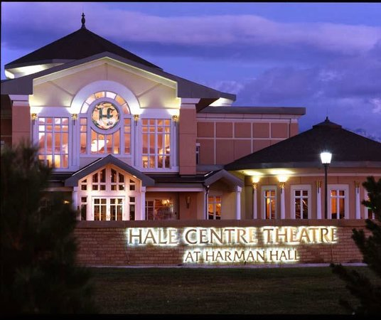 West Valley City, UT: Hale Centre Theatre - Exterior