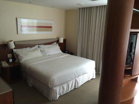 Gran Nobile Rio de Janeiro Barra: bed area