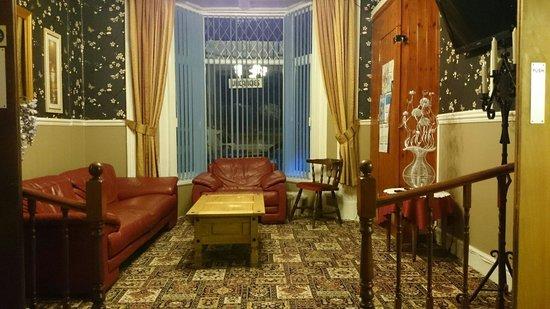Devon View Guest House: Relax