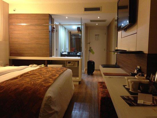 Radisson Hotel Curitiba: Room