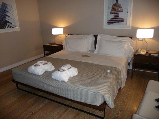Escalus Luxury Suites Verona : Dormitorio