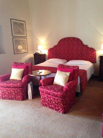 Park Palace Hotel: Spacious bedroom at Hotel Park Palace