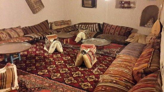 Hermes Cave Hotel : Harem & Resto
