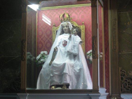 Iglesia Y Convento De La Merced: La Virgen sentada