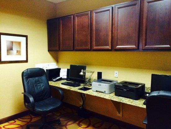 Hampton Inn Dade City-Zephyrhills : Business Center