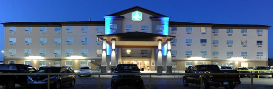 BEST WESTERN PLUS Peace River