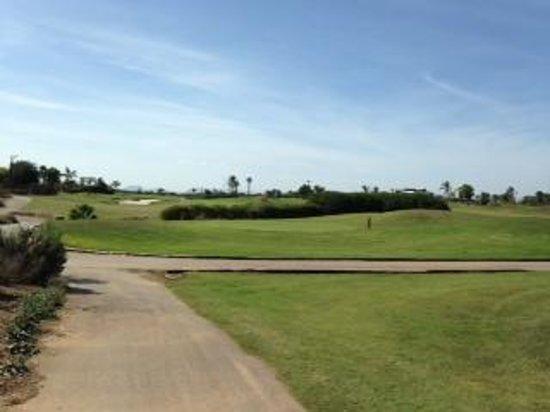 Roda Golf Course: 4