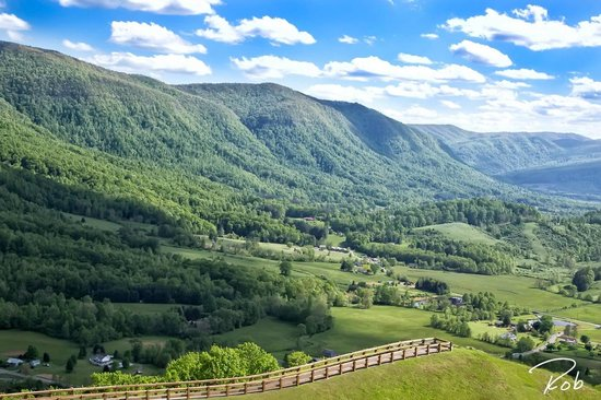 Alessandro Cammilli Private Tours: SouthWest Virginia looks like Chianti