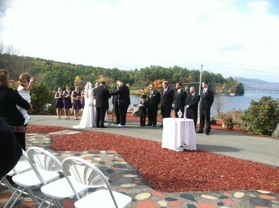 Dunham's Bay Resort: Ayala Wedding 10/25/2014