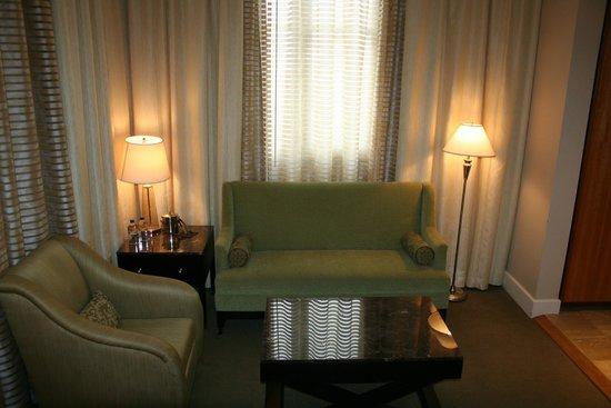 Hotel Teatro: Sitting Area